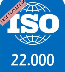 INAD026PO-ISO 22000 / 2005 PARA LA GESTIÓN DE LA SEGURIDAD ALIMENTARIA